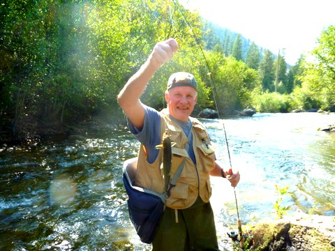Trout Fishing Tour